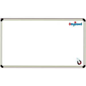 Premium Magnetic White Board Size 4 ft x 3 ft