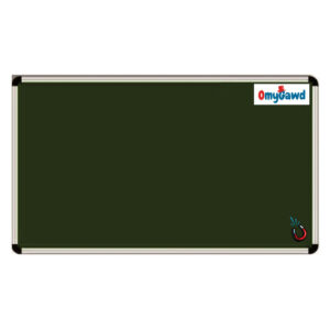 Premium Magnetic Green Chalk Board Size 4 ft x 3 ft