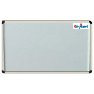 Transparent Projector Writing Board Size 4 ft x 3 ft