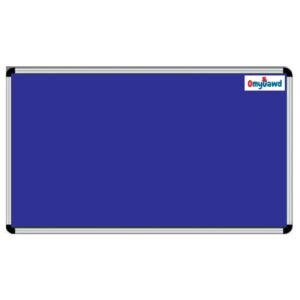 Blue Chalk Board Size 5 ft x 4 ft
