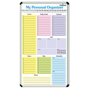 My Personal Organizer Board Size 3 ft x 2 ft