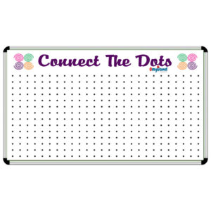 Connect the Dots Game Board Size 4 ft x 3 ft